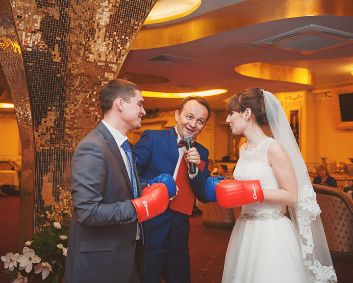 конкурс на свадьбу для молодожёнов