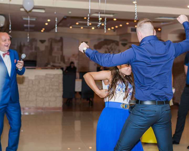 танцевальный конкурс на свадьбу
