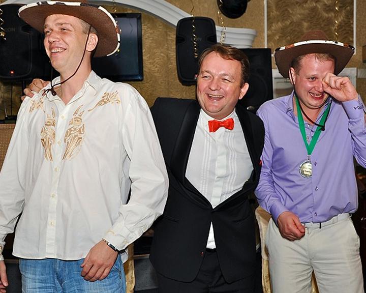 конкурсы на свадьбу в Москве